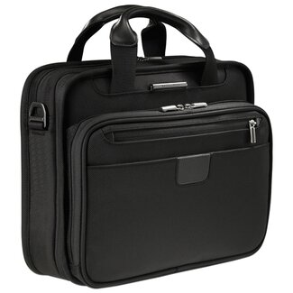 "Briggs & Riley @Work 13"" Slim Clamshell Briefcase in Black"