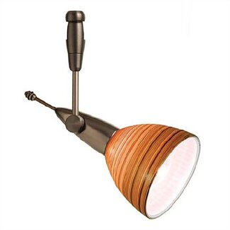 LBL Lighting Clay I Apollo Swivel II Track Head - Fusion Track Adaptable