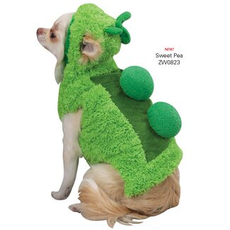 Casual Canine Sweet Pea Dog Costume