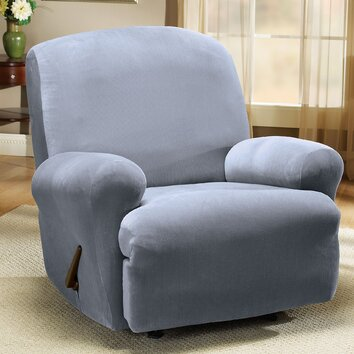 Sure Fit Stretch Pearson Recliner Slipcover & Reviews ...