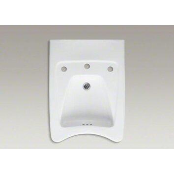 Kohler Bathroom Sink on Kohler Morningside Wheelchair Bathroom Sink   K 1263   Wayfair