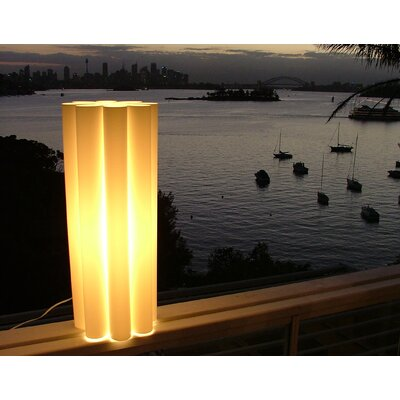 Electric Firefly Designs Daisy Lightshade in White by Electric Firefly