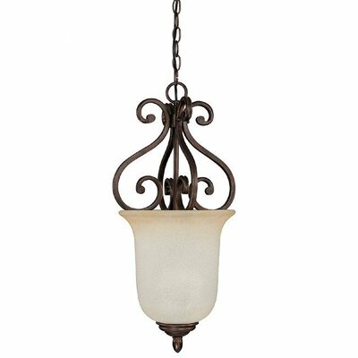Cumberland 3 Light Foyer Pendant