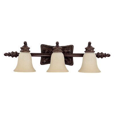 Capital Lighting Chatham 3 Light Bath Vanity Light