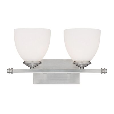 Capital Lighting Chapman 2 Light Bath Vanity Light