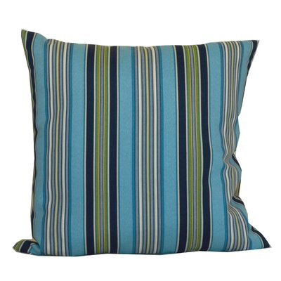 Jiti Highway Outdoor Square Polyester Decorative Pillow