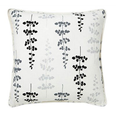 Jiti Leaves Square Polyester Outdoor Decorative Pillow