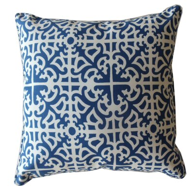 Jiti Pillows Malibu Square Polyester Outdoor Decorative Pillow