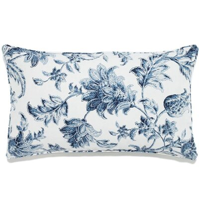"Jiti Pillows 12"" Liz Outdoor Decorative Pillow in Blue"