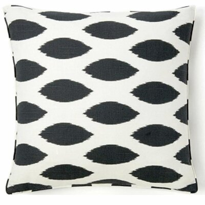 Jiti Pillows African Spot Linen Pillow