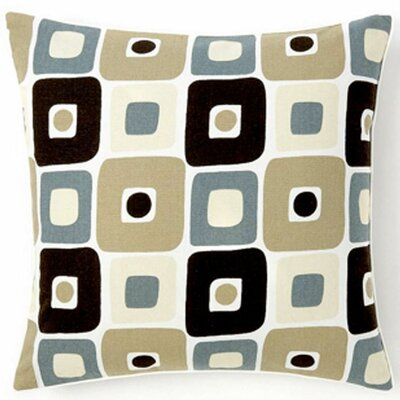 Jiti Geo Square Cotton Pillow