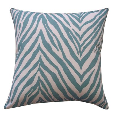 Zebra Polyester Pillow