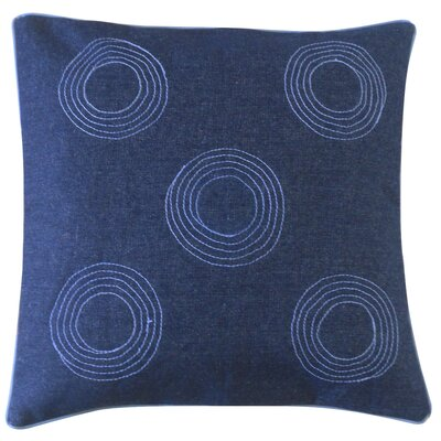 Jiti Denim Cotton Pillow