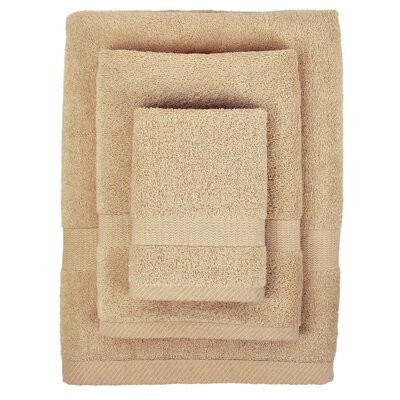 Pure Fiber Organic Cotton 3 Piece Towel Set