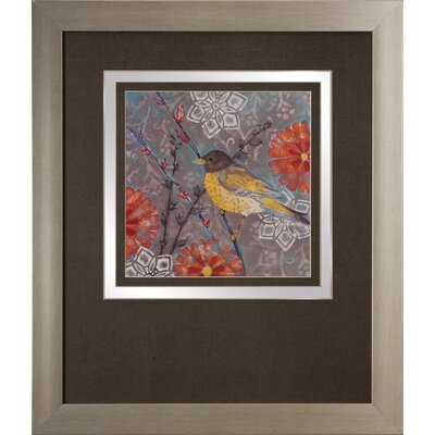 Propac Images Little Wren I / II Framed Art (Set of 2)