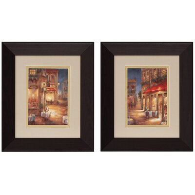 Propac Images Marie / Marquerite Wall Art (Set of 2)