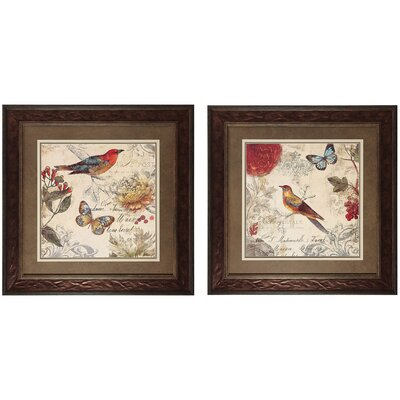 Propac Images Natures I/II Wall Art (Set of 2)