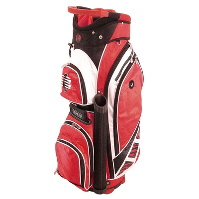 Hunter Golf Nusport Genesis Ladies Cart Bag in Red