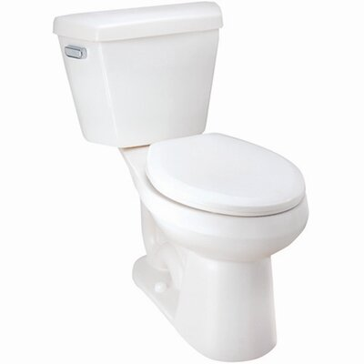 Maverick ADA Compliant Elongated 2 Piece Toilet
