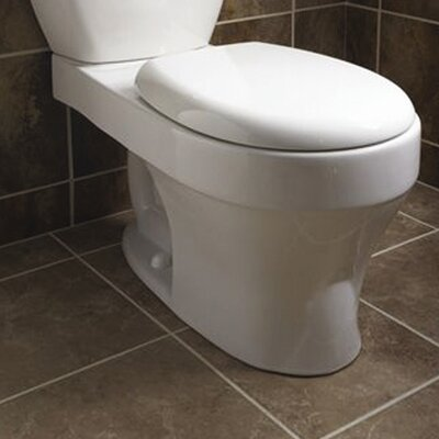 Essence Smart Height Elongated Toilet Bowl Only