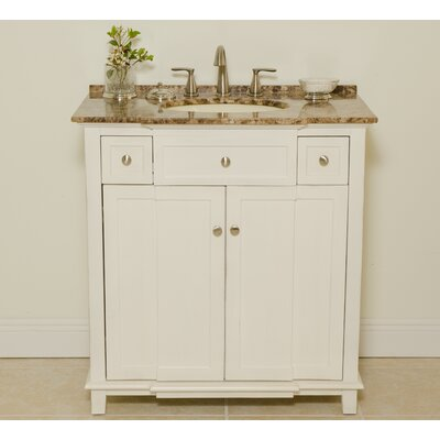 Global Treasures Patty Bathroom Vanity Sink Cabinet
