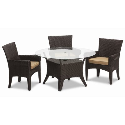 Sunset West Santa Barbara 5 Piece Dining Set