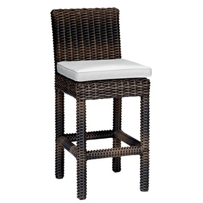 Sunset West Montecito Bar Stool with Cushion