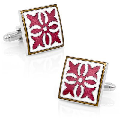 L2 Gothic Medallion Cufflinks