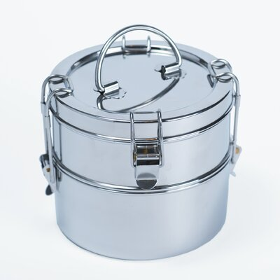 To-GoWare Two Tier Stainless Steel Tiffin