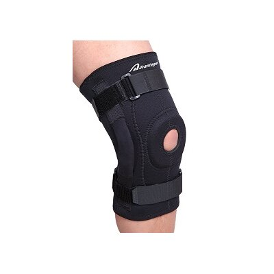 Elite Orthopaedics Neoprene Hinged Knee Support