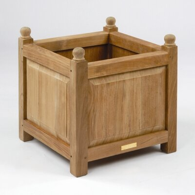 Kingsley Bate Solid Teak Versailles Planter