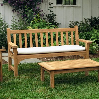 Kingsley Bate Cushion for St. George 5' Bench