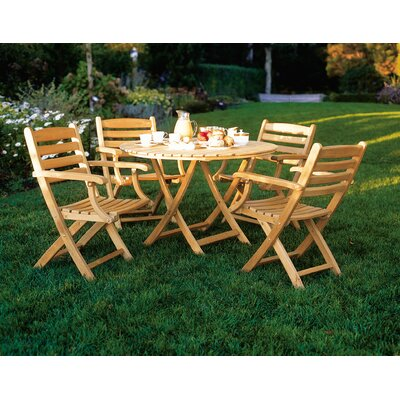 Kingsley Bate Newport 5 Piece Dining Set