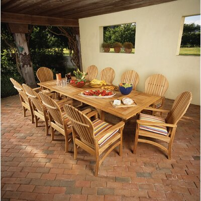 Kingsley Bate Essex 11 Piece Dining Set