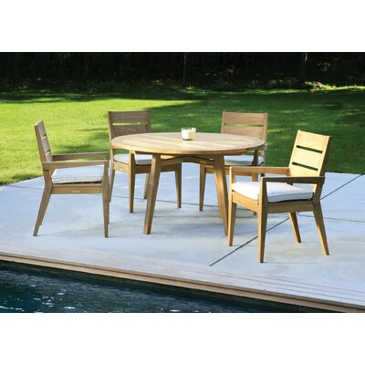 Kingsley Bate Algarve Round Dining Table
