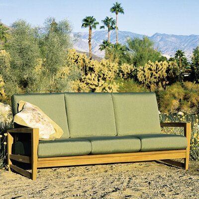 Amalfi Deep Seating Sofa with Cushions