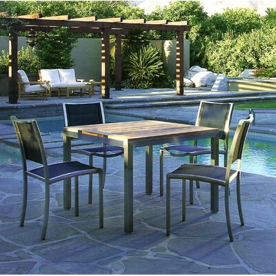 Kingsley Bate Tiburon 5 Piece Dining Set