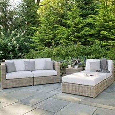 Kingsley Bate Sag Harbor Deep Seating Group with Cushions