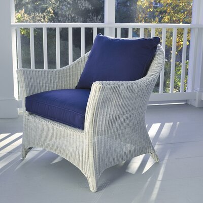 Kingsley Bate Cape Cod Deep Seating Lounge Chair with Cushion