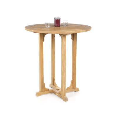 Kingsley Bate Essex Teak Outdoor Bar Table