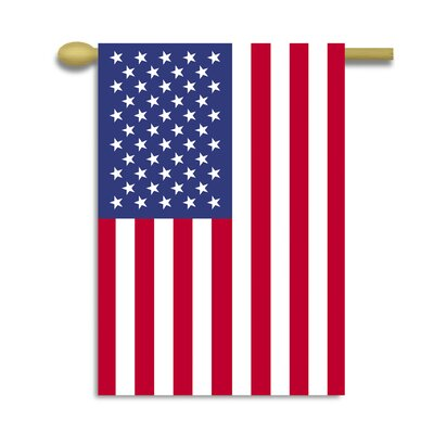 BSI Products United States Vertical Flag