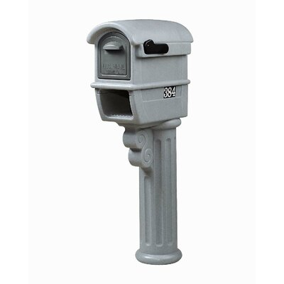 Step2 Classic Plus Post Mounted Mailbox
