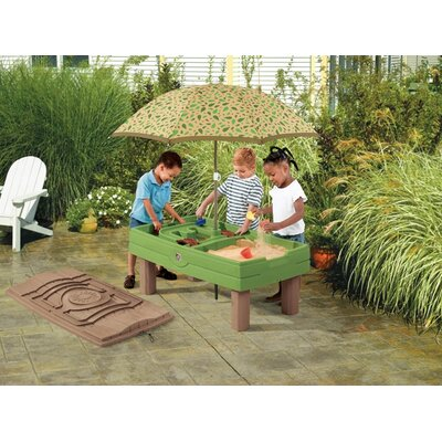 Step2 Naturally Playful Sand & Water Activity Center