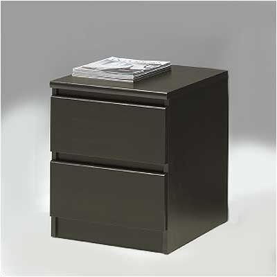 Wildon Home ® Naia 2 Drawer Nightstand