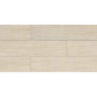 "Daltile Timber Glen 6"" x 24"" Contemporary Field Tile in Dune"
