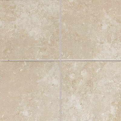 "Daltile Sandalo 18"" x 18"" Field Tile in Serene White"