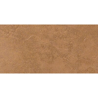 "Daltile Cliff Pointe 6"" x 12"" Porcelain Field Tile in Redwood"