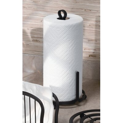 InterDesign York Lyra Paper Towel Holder Stand