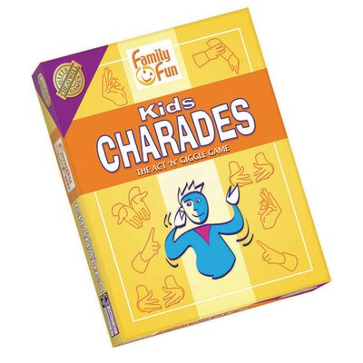 Outset Media Kids Charades Game