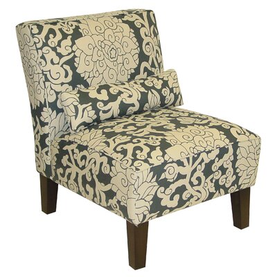 Skyline Furniture Fabric Slipper Chair